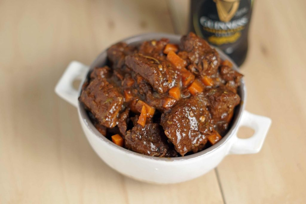 Irish Guinness Beef Stew