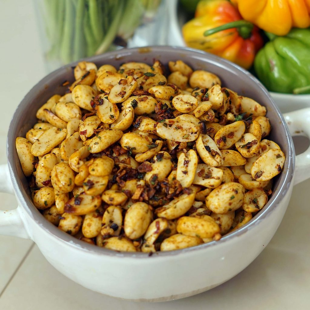 Trini Pepper Nuts Recipe