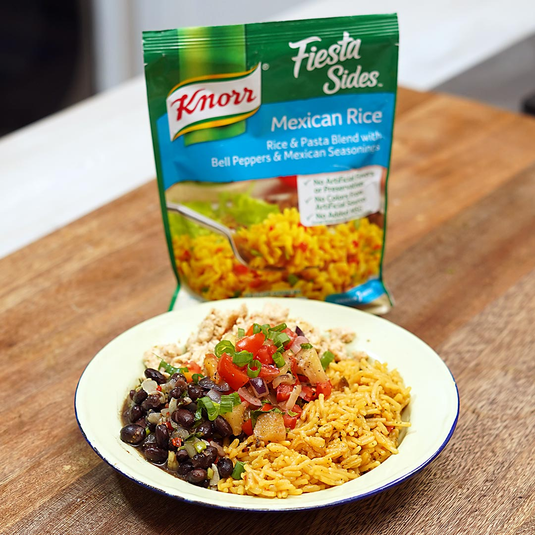 Knorr Mexican Rice Bowl