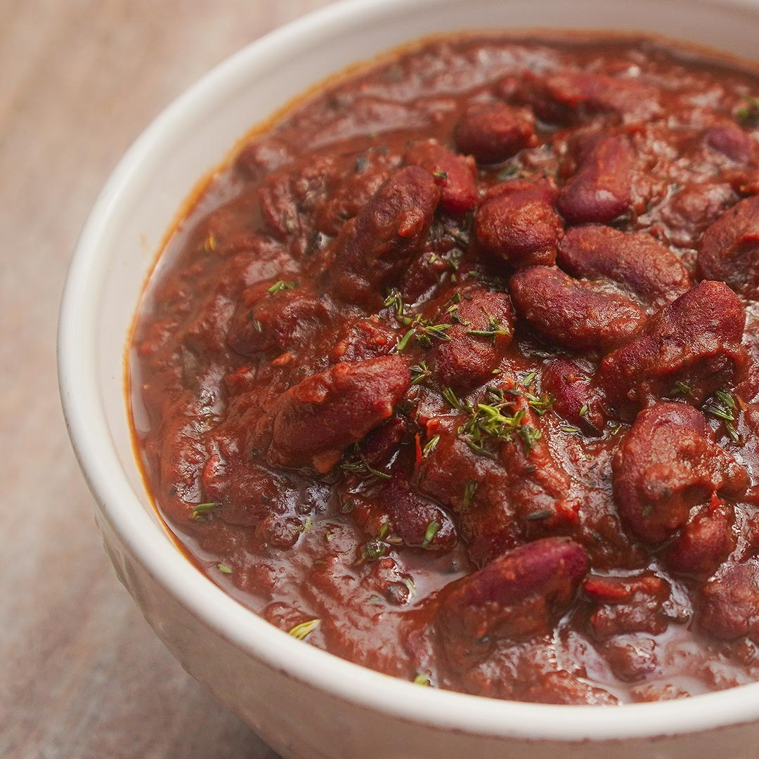 stew red beans